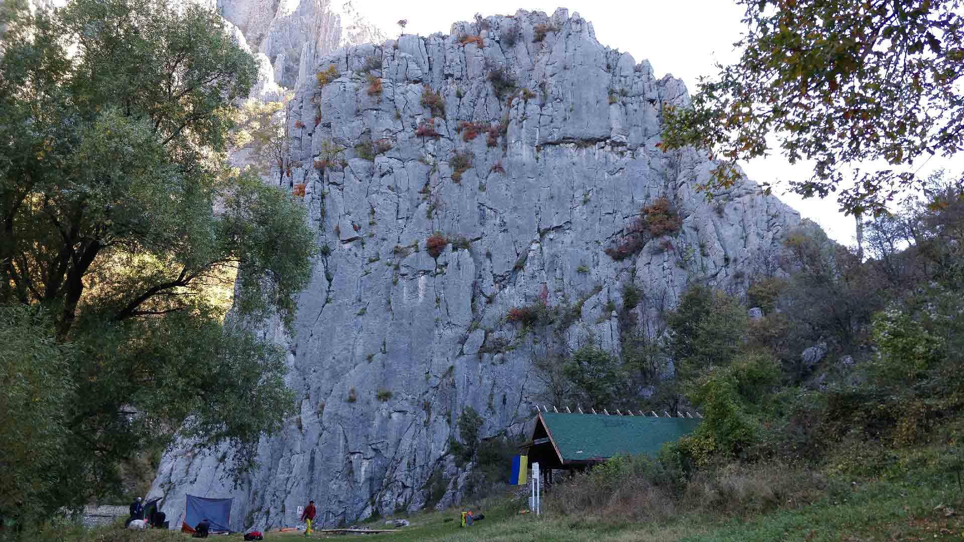 Палаточный лагерь в Болгарии