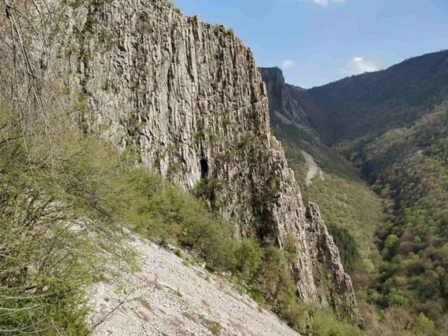Скалы в Болгарии